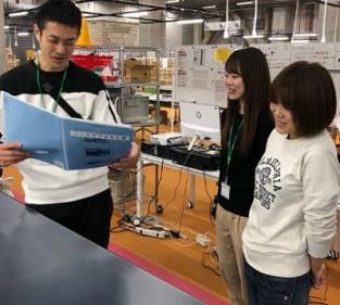 日本通運株式会社 新砂支店 C-NEX事業所の画像・写真