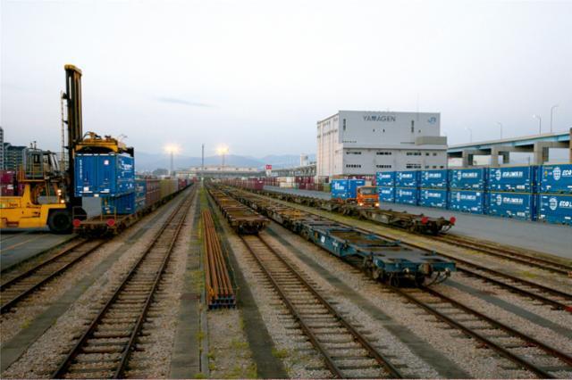 日通隅田川運輸株式会社 コンテナ事業部の画像・写真