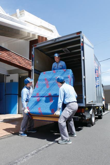 日通東京運輸株式会社 北品川事業部の画像・写真